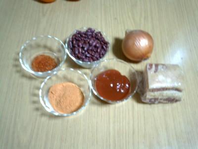 チリコンカン レシピ