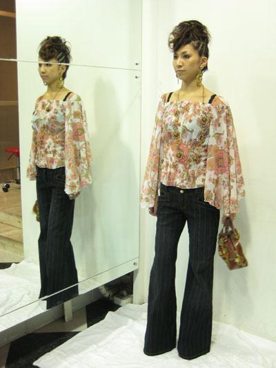 furaha clothing 撮影