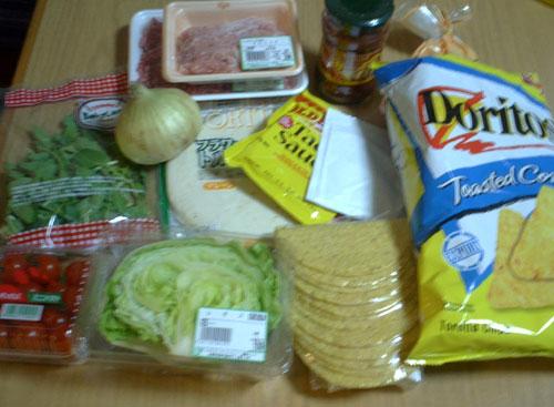 メキシコ料理 レシピ