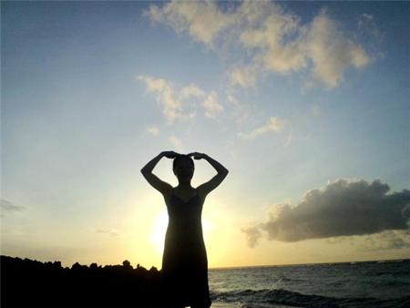皆既日食&古宇利島