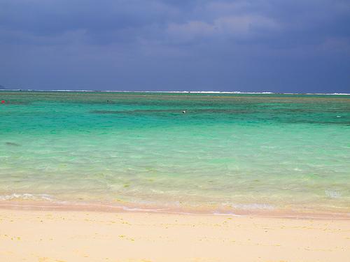 沖繩 久米島