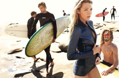 vogue サーフィンスタイル