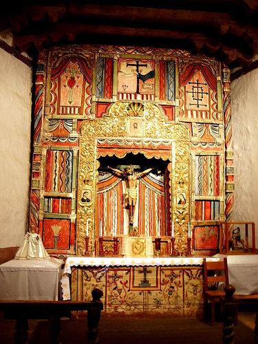 el santuario de chimayo サントワリヨデチマヨ教会