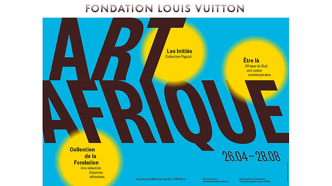 Art/Afrique : le nouvel atelier by fondation louis vuitton
