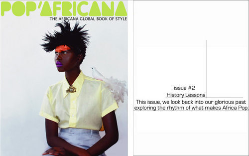 pop'africana issue2