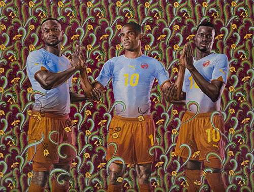 kehinde wiley×PUMA