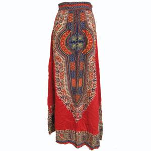 ダシキラップロングスカート