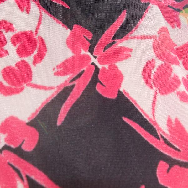 ヴィンテージ花柄シャツ
