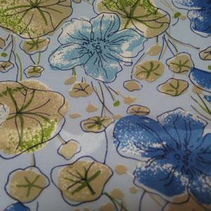 ビンテージvera neumann花柄スカーフ