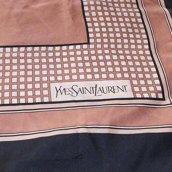 ヴィンテージYSLスカーフ