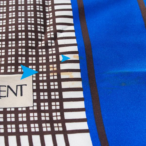 ヴィンテージチェック柄スカーフ