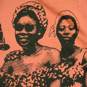 アフリカ Tシャツ